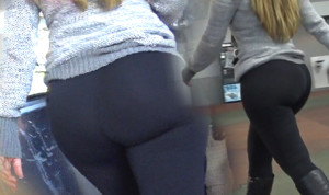 Amazing Blonde PAWG