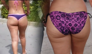 Bikini compilation 5 sexy chicks!