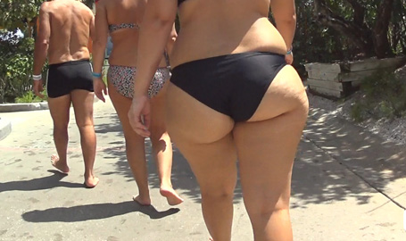 Huge Pawg Booty