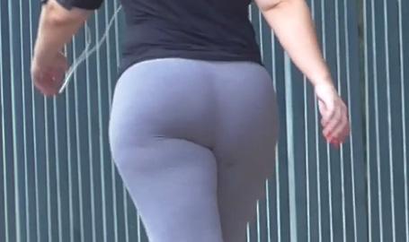 Yoga Pants Ass