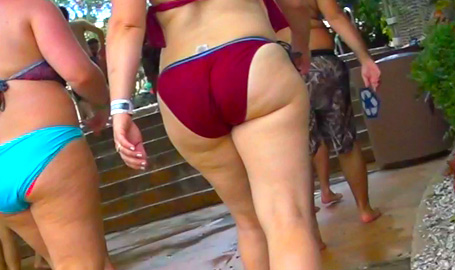 Pawg Big Booty