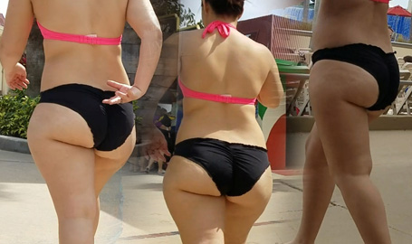 Hidden Booty Exposed