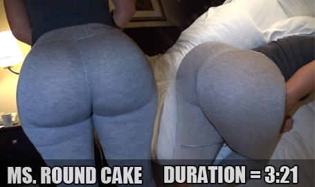 Round Cakes in gray part 1