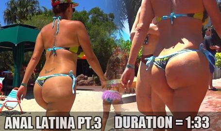 Anal Latina Booty pt 3