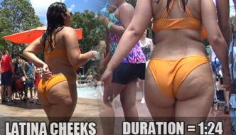 Cheeky Latina Booty