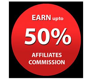 50% Commission